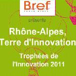 Trophée de l'Innovation en entreprise familiale : Thiebaud (Margencel/Haute-Savoie) qui inove sur le marché de la chirurgie non invasive.